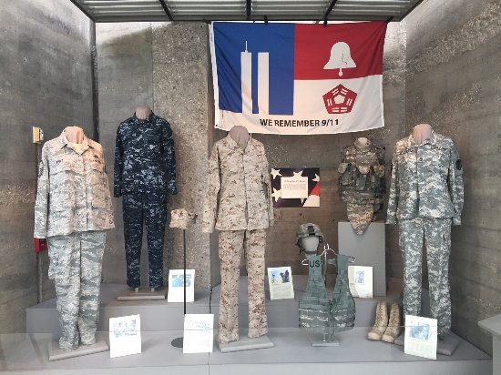 Women in Military Service for America Memorial: womens museum