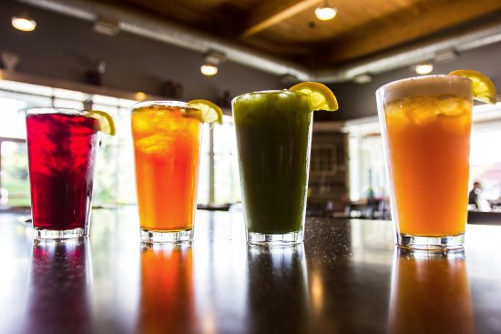 Black Oak Coffee Roasters: Iced Tea and other refreshing cold drinks