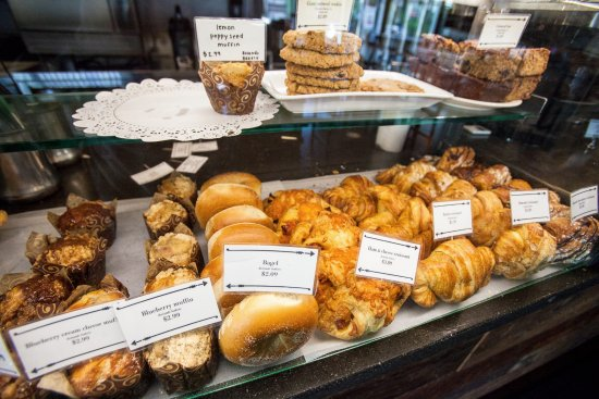 Ukiah, CA: Some of our yummy pastries
