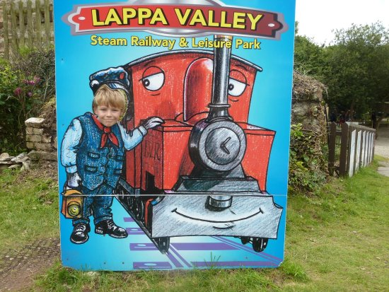 Lappa Valley Steam Railway Photo