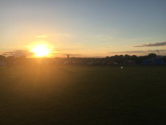 Hassocks, UK: Southdown Way Caravan and Camping Park