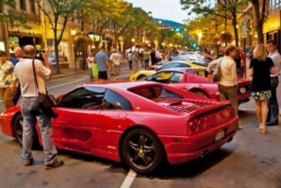 Rosewood Inn: Meet the Ferrari of your dreams this Sat. on Market St. in Corning.   Aug. 19 from 6 to 9 p.m