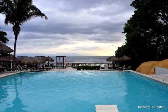 The Royal Suites Punta de Mita: Infinity Pool