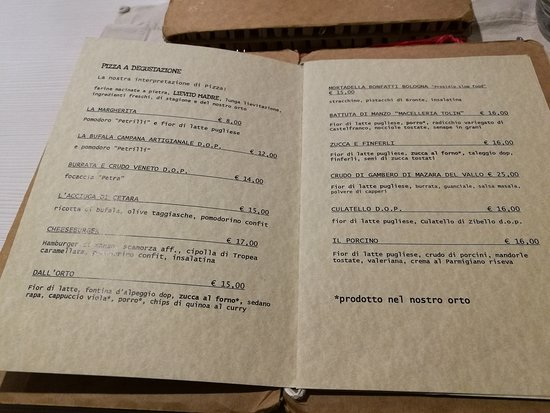 Este, Włochy: Pizzeria Gigi Pipa