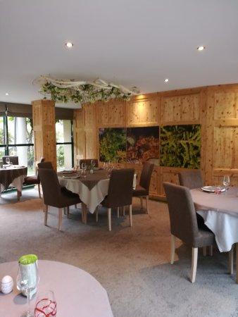 Le Valtin, France: salle de restaurant