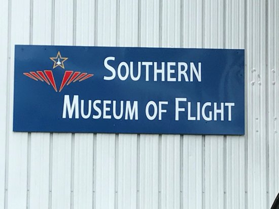 Southern Museum of Flight: Great museum!