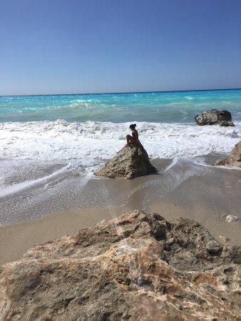 Παραλία Μεγάλη Πέτρα