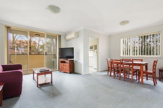Eastwood, Австралия: lounge area