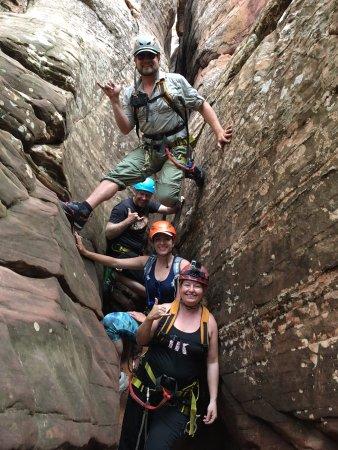 Springdale, UT: Canyoneering Zion!!