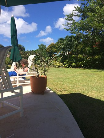 Mullins, Barbados: Had the most amazing time staying at Bayfield House. Trevor and Pam were fantastic hosts. Hoping