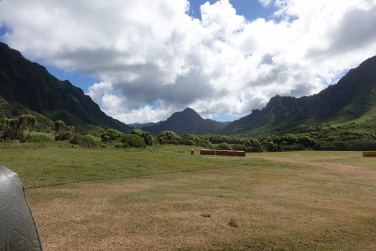 Kaneohe, Havaí: Overall view