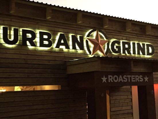Randburg, South Africa: Urban Grind Roasters