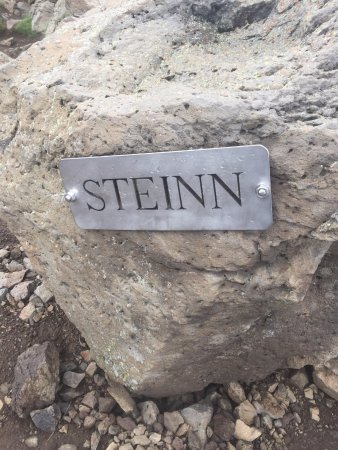 Capital Region, Island: steinn