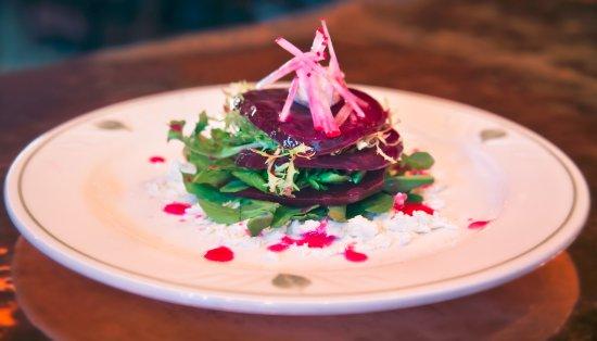 Wilson, WY: Roasted Beet Salad
