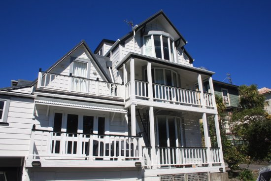 Terrace villas serviced apartments updated 2017 hotel for 291 the terrace wellington new zealand