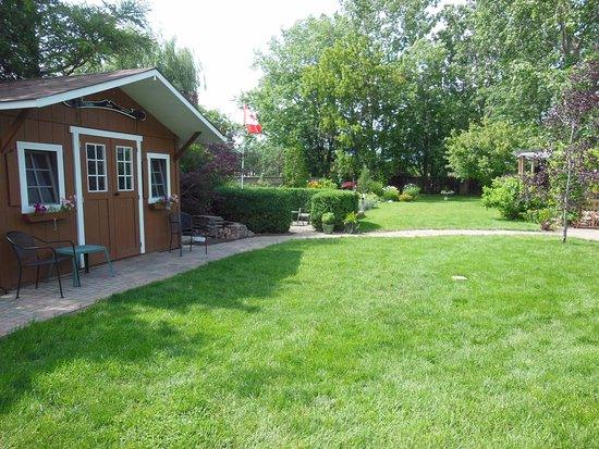 Bed And Breakfast St Catharines Ontario