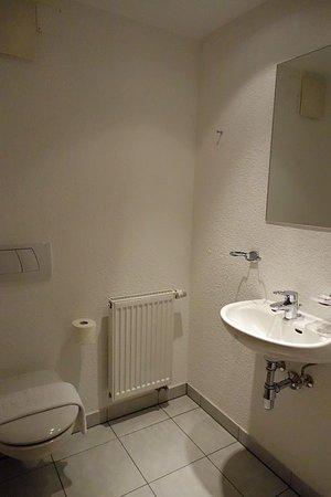 Hittisau, Austria: Getrennte Toilette im Zimmer 160