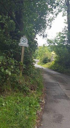 Arnside, UK: Entrance