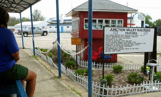 Bridgeport, MI: Junction Valley Railroad