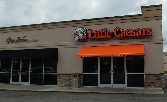 ‪‪Oak Ridge‬, ‪Tennessee‬: Little Caesars‬