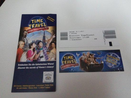Time Travel Vienna: Timer Travel Viena