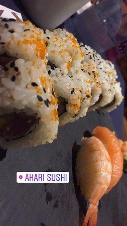 Akari Sushi Palma: Sushi ottimo a palma