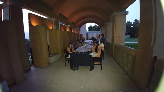 West Kelowna, Canadá: Dinner at the Loggia