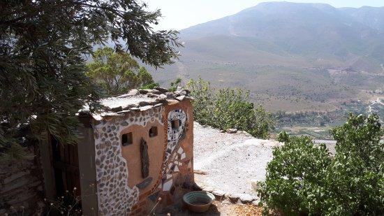 Orgiva, Spagna: Cortijlo La Lomilla. Rust en schoonheid