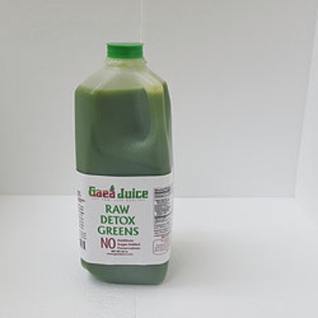 One Day 64oz Juice Cleanse - Picture of Gaea Juice