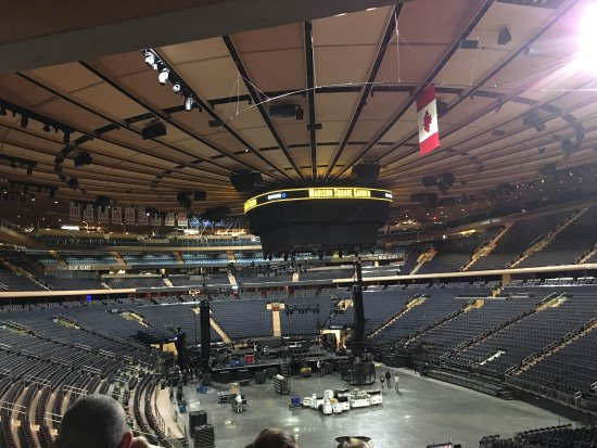 Madison Square Garden Picture Of Madison Square Garden All Access Tour New York City