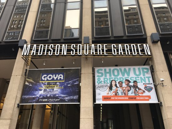 Picture Of Madison Square Garden All Access Tour New York City Tripadvisor