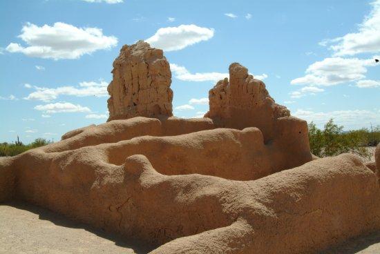 Coolidge, AZ: Ruins