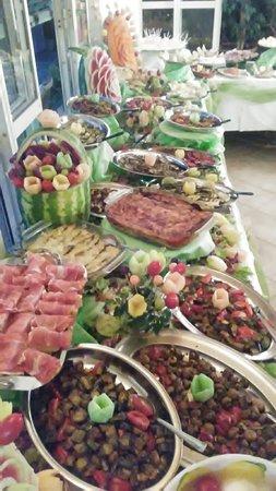 Hotel Villa Melodie : Cena di ferragosto: favolosa!!!!!