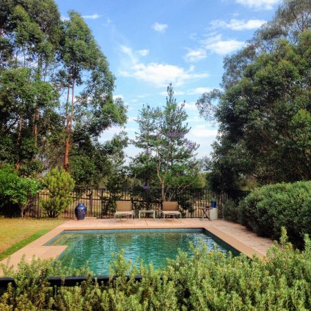 Pool - Picture of Green Gables Lodge Country House, Broke - Tripadvisor