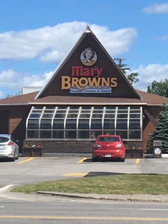 Mary Brown's Fried Chicken, Gander - Trans Canada Hwy ...