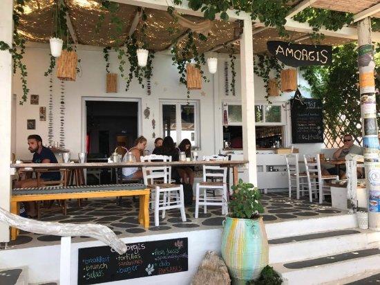 Aegiali, Grecia: Amorgis