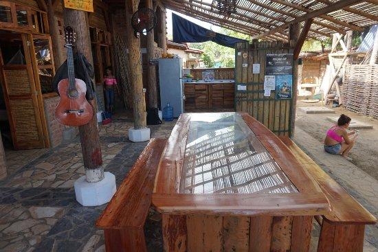 Las Penitas, Nicaragua: Kitchen view