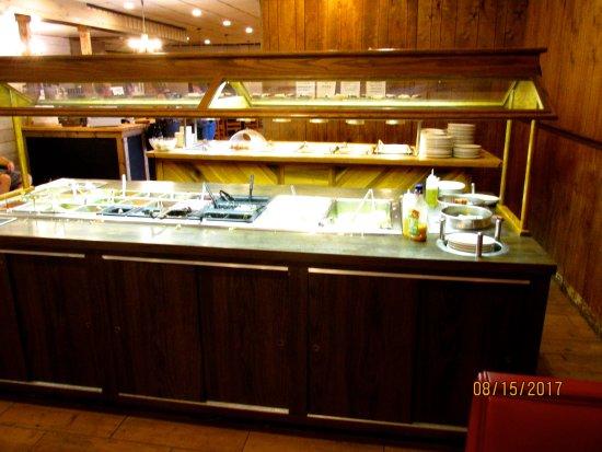 Camden, Τενεσί: Buffet