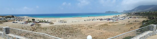 ABSOLUTELY BEST HOTEL AT FALASARNA BEACH