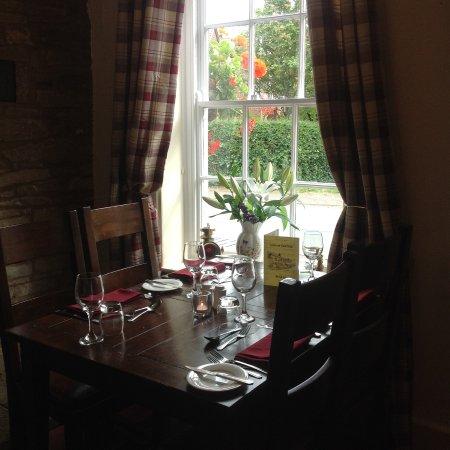 Clifton-upon-Teme, UK: Restaurant