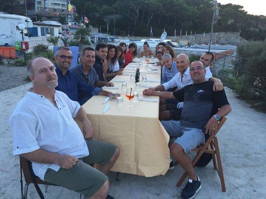 Liguria, Italia: Bar - Ristorante Cap Landen