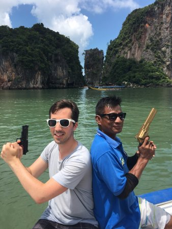 James Bond Island With Sam Phang Nga Picture Of Phuket