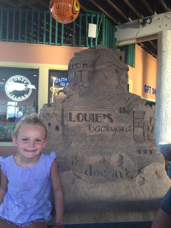 Louie's Backyard: photo0.jpg