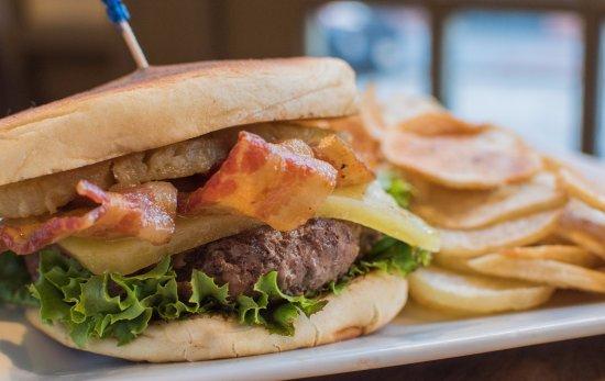 New Bedford, MA: Azores Burger