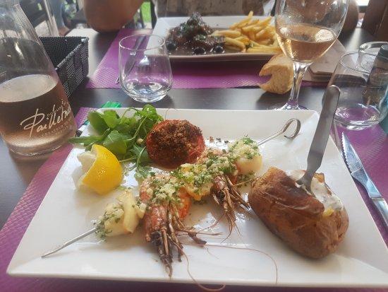 Restaurant La Rascasse: 20170815_195751_large.jpg