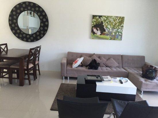 Sam Roi Yot, Thailand: Loungeroom