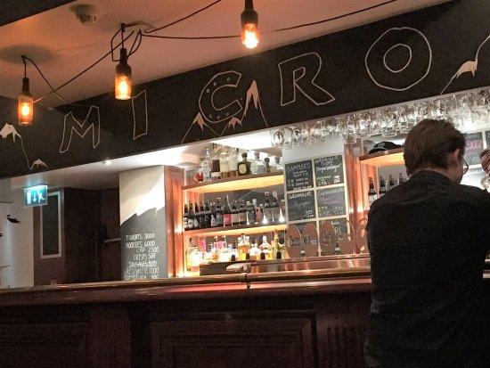 Micro Bar: bar