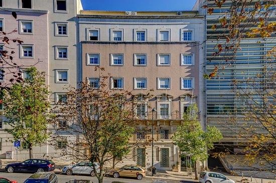Avenida Park Hotel Lisbonne
