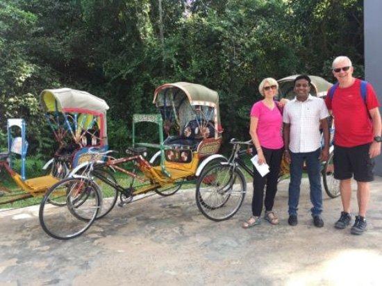 Tangalle, Sri Lanka: ready to explore the city
