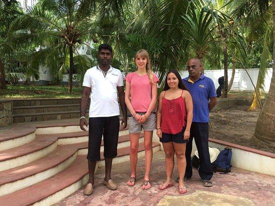 Tangalle, Sri Lanka: happy guests